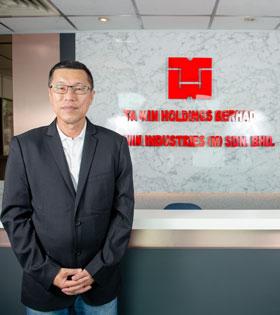 Mr Tan Poo Chuan