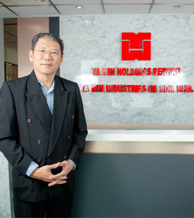Mr Yao Kee Boon